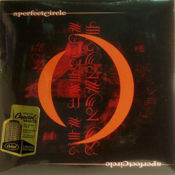 A PERFECT CIRCLE mer de noms LP