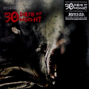 BRIAN REITZELL 30 days of night LP