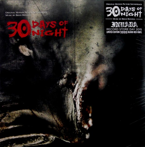 BRIAN REITZELL 30 days of night LP