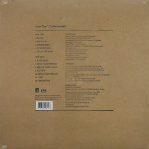 BADBADNOTGOOD & GHOSTFACE KILLAH sour soul (instrumentals) LP back