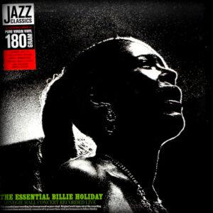 HOLIDAY, BILLIE essential Billie Holiday - Carnegie Hall Concert LP