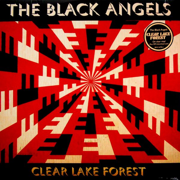 BLACK ANGELS, THE clear lake forest