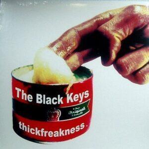 BLACK KEYS, THE - thickfreakness