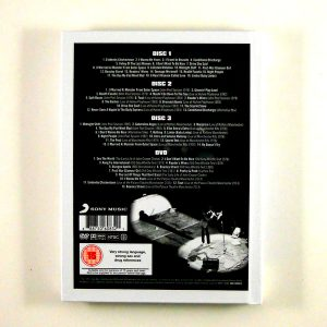 CLARKE, JOHN COOPER anthologia CD back