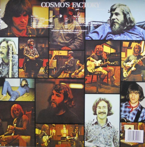 CREEDENCE CLEARWATER COSMOS FACTORY LP