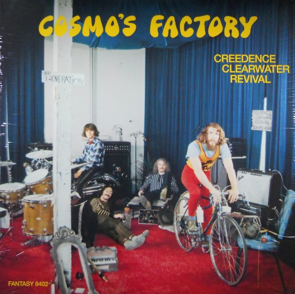 CREEDENCE CLEARWATER COSMOS FACTORY LP FRONT.JPG