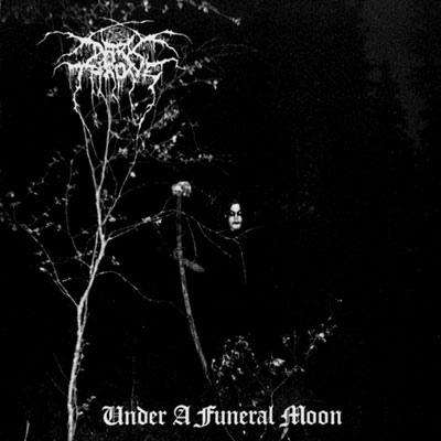 DARKTHRONE under a funeral moon lp