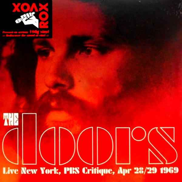 DOORS, THE live new york 1969 LP
