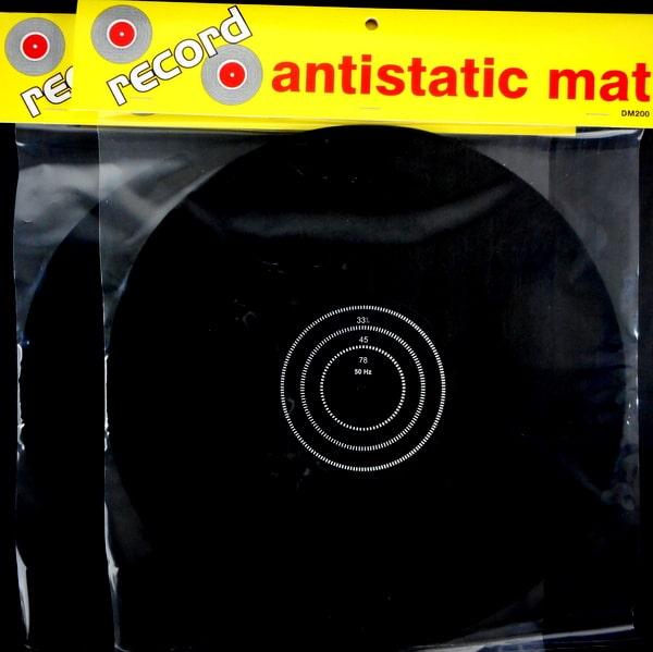 ANTI-STATIC TURNTABLE MATS anti-static - turntable mats MISC