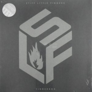STIFF LITTLE FINGERS tinderbox LP