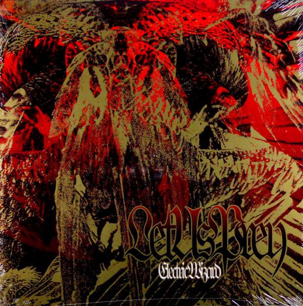 ELECTRIC WIZARD let us prey - uk red vinyl LP