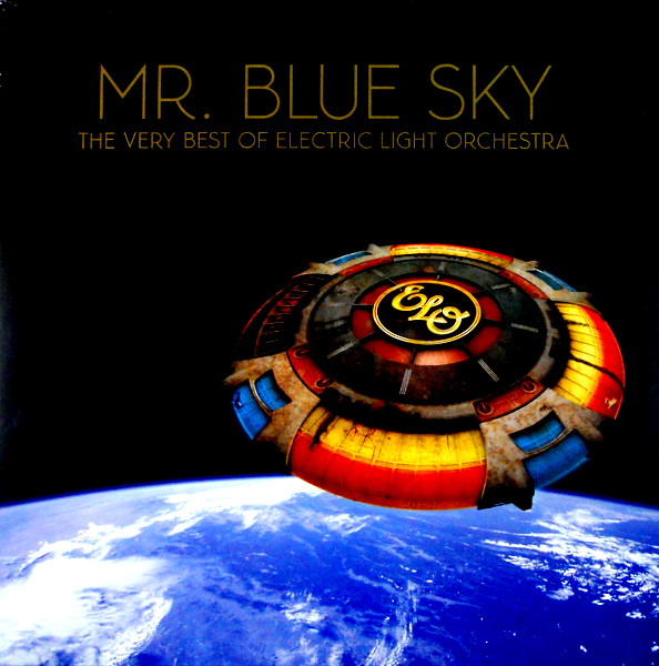 ELECTRIC LIGHT ORCHESTRA mr blue sky LP