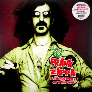 ZAPPA, FRANK live at the bbc LP