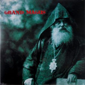 GRAND MAGUS self titled lp