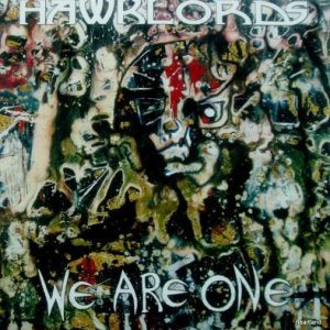 HAWKWIND (HAWKLORDS) - we are one lp
