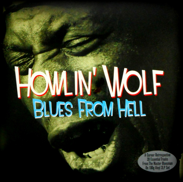 HOWLIN' WOLF blues from hell LP