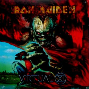IRON MAIDEN virtual X1 LP