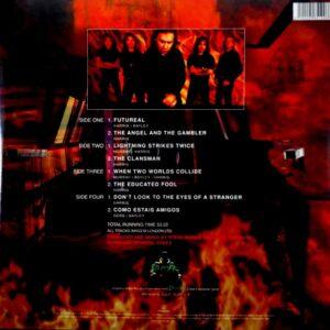 IRON MAIDEN virtual X1 LP