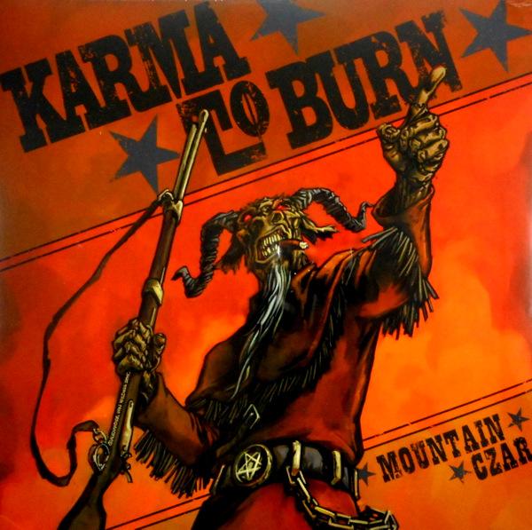 KARMA TO BURN mountain czar LP