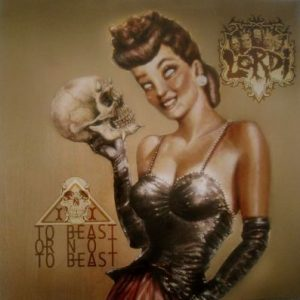 LORDI - to beast or not to beast lp