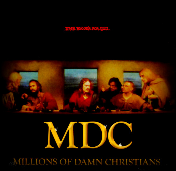 M.D.C this bloods for you LP