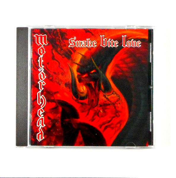 MOTORHEAD snake bite love CD
