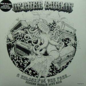 ORANGE GOBLIN - a eulogy for the fans - col vinyl lp