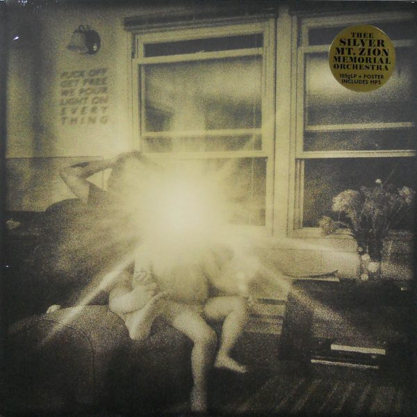 THEE SILVER MT ZION FUCK OFF LP