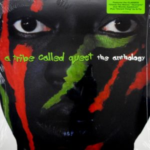 A TRIBE CALLED QUEST the anthology LP