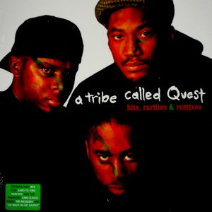 A TRIBE CALLED QUEST hits, rarities & remixes LP