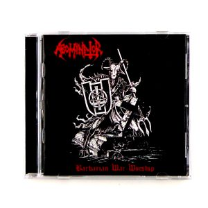ABOMINATOR barbarian war worship CD