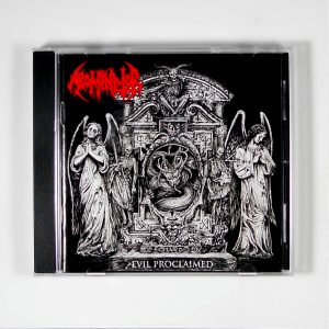 ABOMINATOR evil proclaimed CD