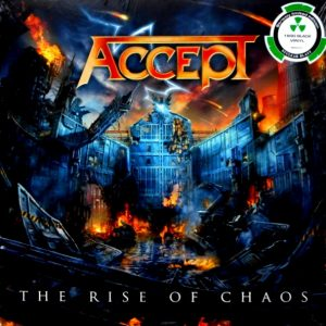 ACCEPT the rise of chaos - box set LP