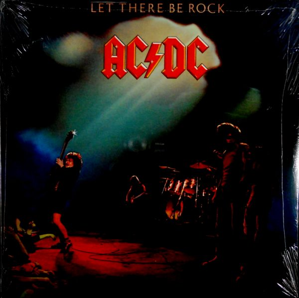 AC/DC let there be rock LP