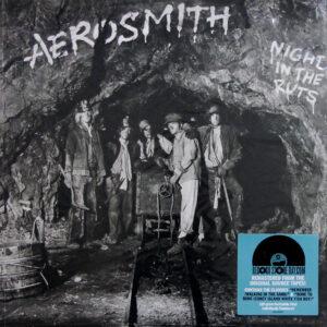 aerosmith night in the ruts rsd lp