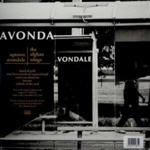 AFGHAN WHIGS uptown - col vinyl LP