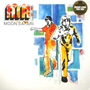 AIR moon safari LP