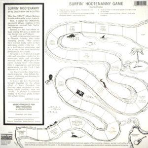 CASEY, AL surfin' hootenanny LP
