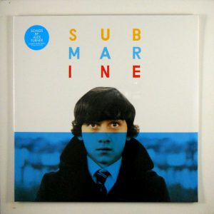 "ALEX TURNER submarine 10"" inch soundtrack"