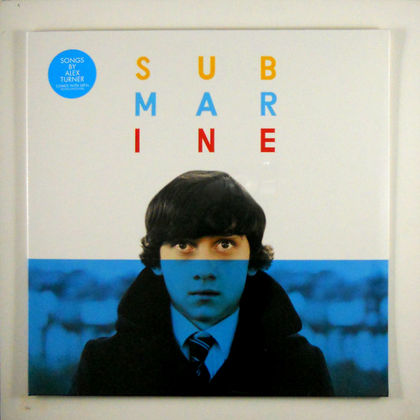 "ALEX TURNER submarine 10"" inch soundtrack"