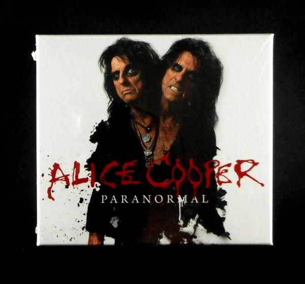 COOPER, ALICE paranormal - deluxe cd CD