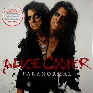 COOPER, ALICE paranormal LP