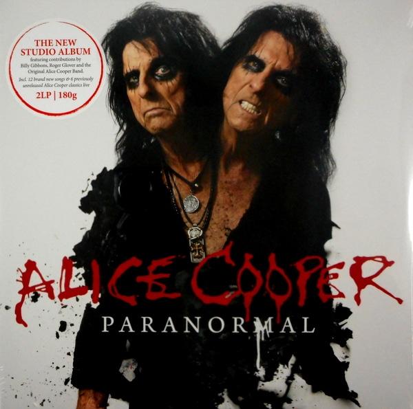 COOPER, ALICE paranormal LP