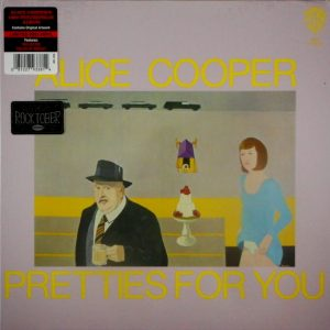 COOPER, ALICE pretties for you - col vinyl LP