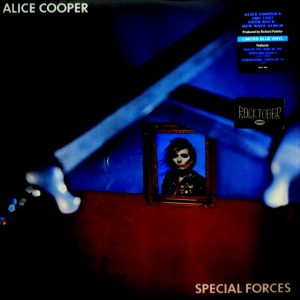 COOPER, ALICE special forces - col vinyl LP