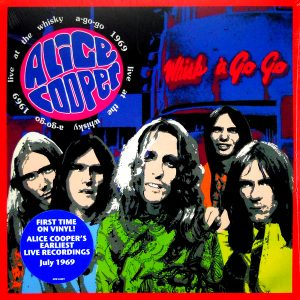 COOPER, ALICE live at the whiskey a go-go LP