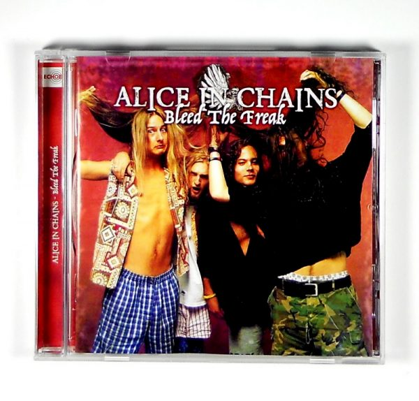 ALICE IN CHAINS bleed the freak CD