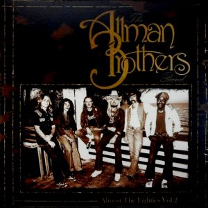 ALLMAN BROTHERS, THE almost the eighties vol 2 LP
