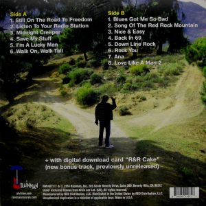 TEN YEARS AFTER (ALVIN LEE) still on the road to freedom LP back