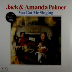 PALMER, AMANDA & JACK you got me singing LP